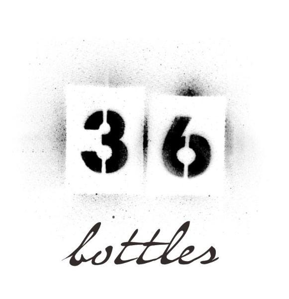 36 bottles