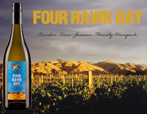 Four Hawk Day Wines