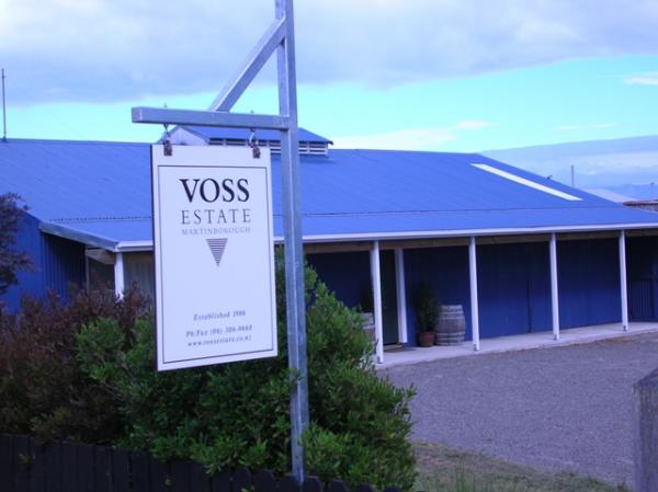 Voss Estate Vineyard
