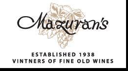 Mazuran's Wines