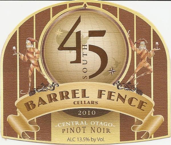 Barrel Fence Cellars